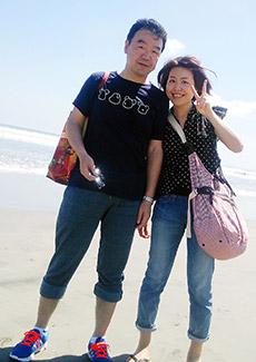 父とバリ島旅行