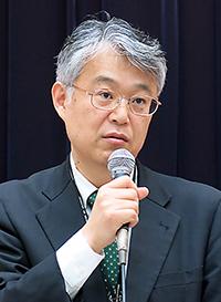 辺見聡総務課長