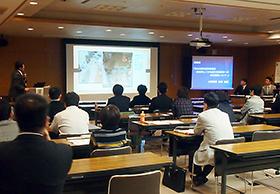 5日に開かれた第38回上田薬剤師会学術大会