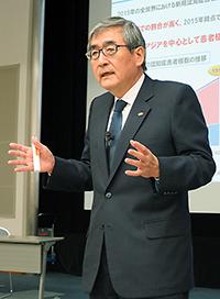 内藤晴夫CEO
