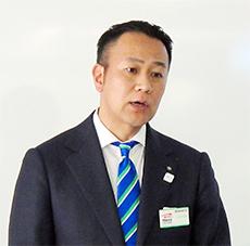 中冨一榮社長