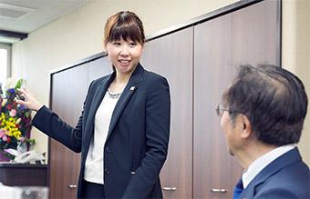 藤田愛里さん