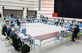 4月26日に開かれた薬価専門部会
