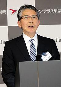 畑中好彦社長CEO