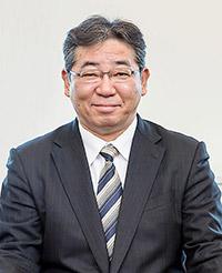 鍋島昭久社長