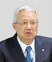 中山讓治会長兼CEO