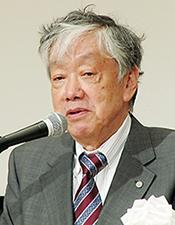 青木桂生会長