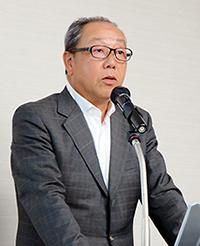岩崎博之社長