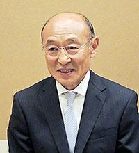 井上慶一社長