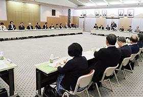 3日に都内で開かれた国民医療推進協議会総会