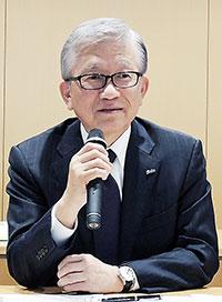 黒川明社長