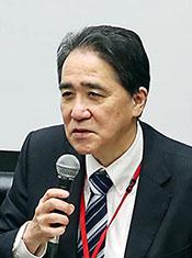 濱田篤郎氏