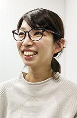 逢坂由里子さん