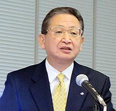 小坂達朗社長COO
