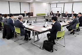 がんゲノム医療中核拠点病院等の指定に関する検討会