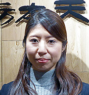 袴田祐里さん