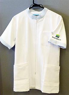 東北医科薬科大学が作製したケーシー白衣