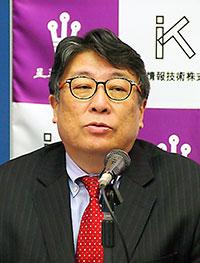 亀井淳三氏