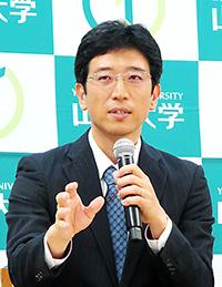 浅井義之氏