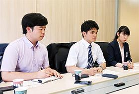 対談 製薬企業社員×薬学生