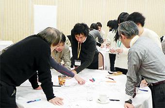 今年1月に行われた京都の中京区薬剤師会での研修の模様
