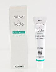 自社ブランドとして販売を始めた「ミナハダ」