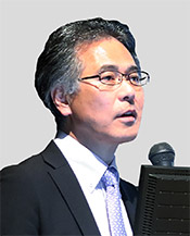 武田泰生氏