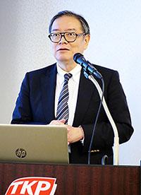 代表理事に就任した瀬戸泰之氏