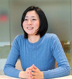 高林靖子さん