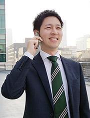長谷川慶さん