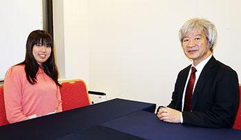 松島さん(左)と折井さん