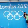 ロンドン五輪に出場した時の松島さん