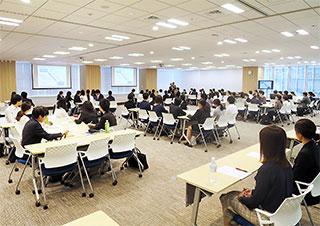 日本CRO協会・学生向け業界説明会